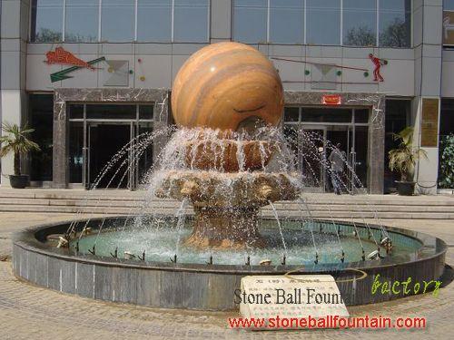 STONE BALL FOUNTAIN FACTORY